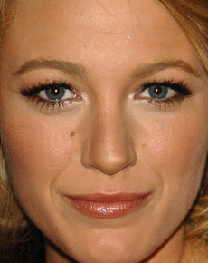 ~butterfly eyes~ [ the Eyes of Blake Lively ] Blake Lively Makeup