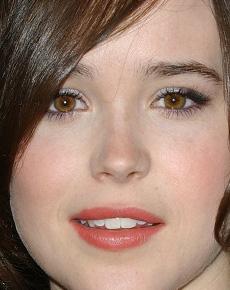 ~butterfly eyes~ [ the Lips of Ellen Page ] Olivia Wilde