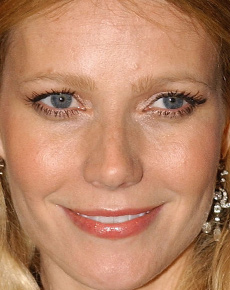 Gwyneth Paltrow's Face