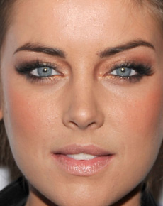 Jessica Stroup's Face