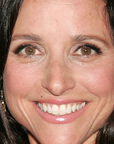 Julia Louis Dreyfus's Face