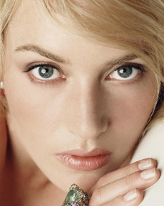 Kate Winslet's Face