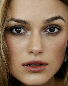 Keira Knightley's Face