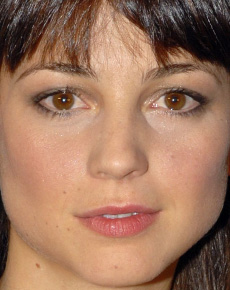 Leonor Watling's Face