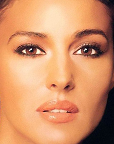 ~butterfly eyes~ [ the... Monica Bellucci