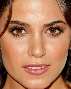 Nikki Reed's Face