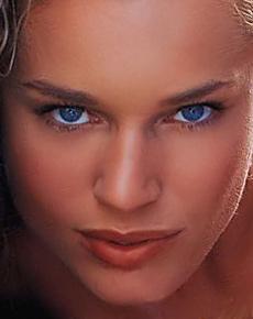 butterfly eyes~ [ the Eyes of Rebecca Romijn ]