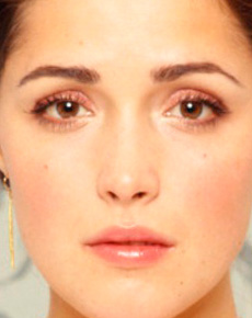 Rose Byrne's Face