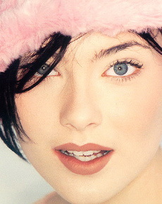 ~butterfly eyes~ [ the Eyes of Shalom Harlow ] Reese Witherspoon Home