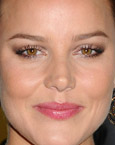 Abbie Cornish's Face