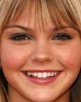 Aimee Teegarden's Lips