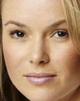 Amanda Holden's eyes