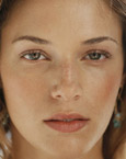 Amanda Righetti's Face
