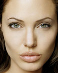 Angelina Jolie's Eyes