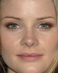 Anita Briem's eyes