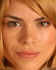 Billie Piper's Face