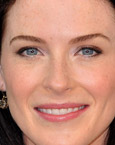 Bridget Regan's Eyes