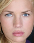 Brittany Robertson's Face