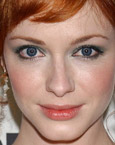 Christina Hendricks's Face