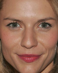 Claire Danes's Eyes