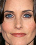 Courteney Cox's Lips