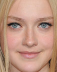 Dakota Fanning's Eyes