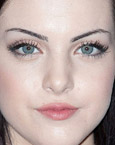 Elizabeth Gillies's eyes