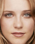 Evan Rachel Wood's Face