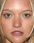 Gemma Ward's Eyes