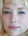 Haley Bennett's Eyes