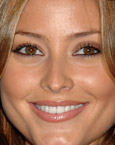 Holly Valance's Face