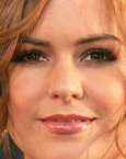 Isla Fisher's Face