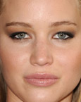 jennifer lawrence's eyes