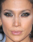 Jennifer Lopez's Face