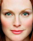 Julianne Moore's Face