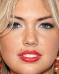 Kate Upton's Face