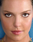Katherine Heigl's Eyes