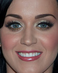 Katy Perry's Eyes