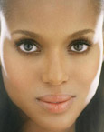 Kerry Washington's Eyes