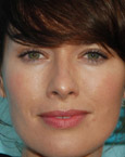 Lena Headey's Face