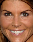 lori loughlin's eyes