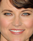 Lucy Lawless's lips
