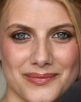 Melanie Laurent's eyes