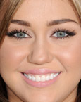 Miley Cyrus's Eyes