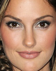 Minka Kelly's Face