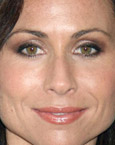 Minnie Driver's Eyes