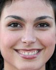 Morena Baccarin's Face
