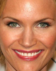 Natasha Henstridge's Face