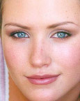 Nicky Whelan's Eyes