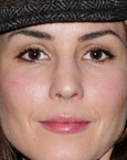 Noomi Rapace's Face